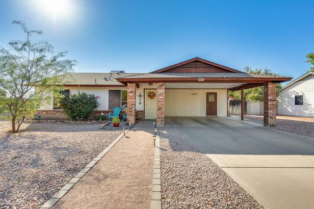 2318 N Cheri Lynn Drive, Chandler, AZ 85225 (MLS #6152742) :: Midland Real Estate Alliance