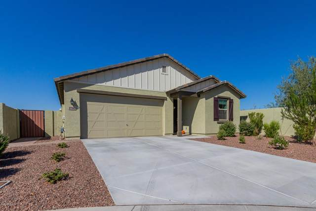 17542 W Hubbard Drive, Goodyear, AZ 85338 (MLS #6152743) :: Brett Tanner Home Selling Team