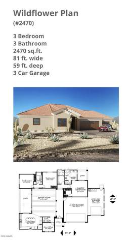 296xx N 165th Avenue, Surprise, AZ 85387 (MLS #6152756) :: The Riddle Group