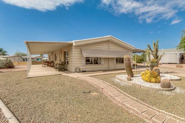 518 S 83RD Way, Mesa, AZ 85208 (MLS #6152757) :: The Garcia Group