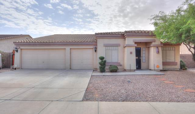 1275 W Avalon Canyon Drive, Casa Grande, AZ 85122 (MLS #6152764) :: The Garcia Group