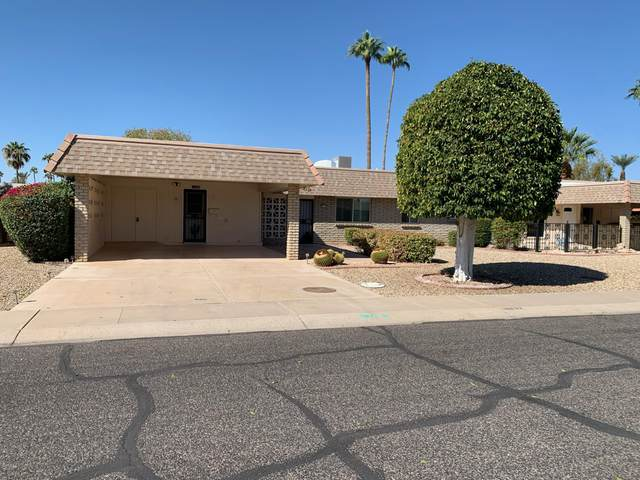 9732 N 105TH Avenue, Sun City, AZ 85351 (MLS #6152765) :: The Carin Nguyen Team