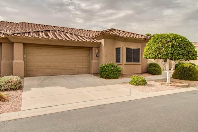 4202 E Broadway Road #182, Mesa, AZ 85206 (MLS #6152783) :: Arizona 1 Real Estate Team