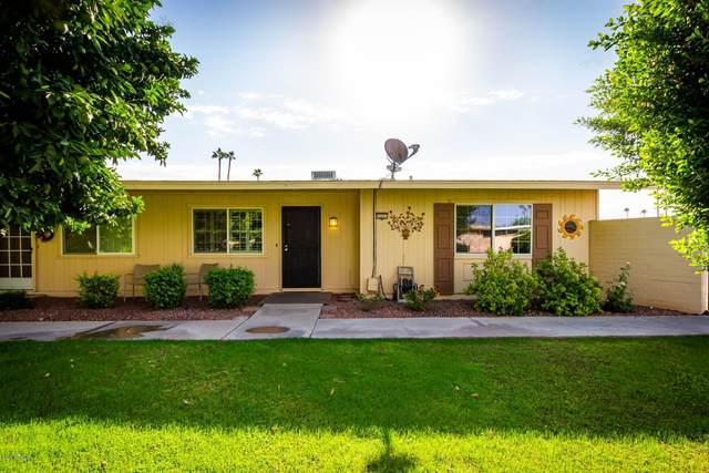 13251 N 110TH Avenue, Sun City, AZ 85351 (MLS #6152803) :: Service First Realty
