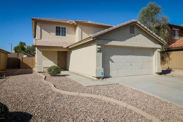 22272 W Mesquite Drive, Buckeye, AZ 85326 (MLS #6152824) :: Devor Real Estate Associates