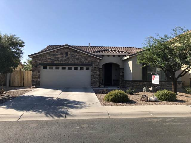 18017 W Ivy Lane, Surprise, AZ 85388 (MLS #6152825) :: Homehelper Consultants