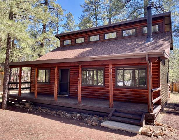 6485 Mark Twain Drive, Pinetop, AZ 85935 (MLS #6152841) :: West Desert Group | HomeSmart