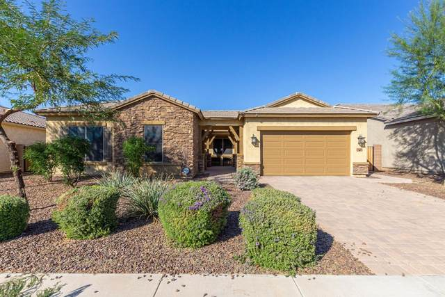 3888 E Chestnut Lane, Gilbert, AZ 85298 (MLS #6152847) :: The Carin Nguyen Team