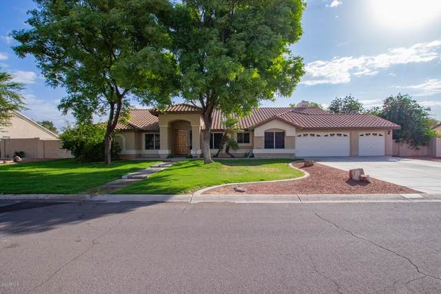 15015 N 73RD Avenue, Peoria, AZ 85381 (MLS #6152850) :: Homehelper Consultants