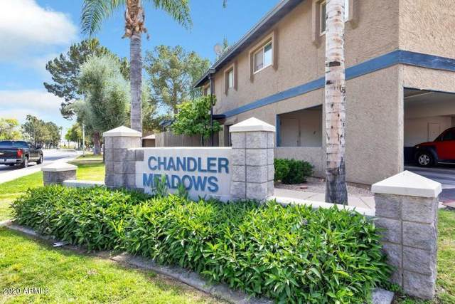 286 W Palomino Drive #154, Chandler, AZ 85225 (MLS #6152859) :: CANAM Realty Group
