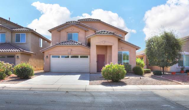 44291 W Mcclelland Drive, Maricopa, AZ 85138 (MLS #6152868) :: CANAM Realty Group