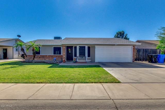 233 W Scott Avenue, Gilbert, AZ 85233 (MLS #6152869) :: Long Realty West Valley