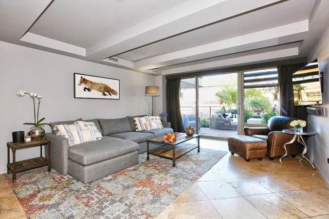 7147 E Rancho Vista Drive #6007, Scottsdale, AZ 85251 (MLS #6152874) :: Howe Realty