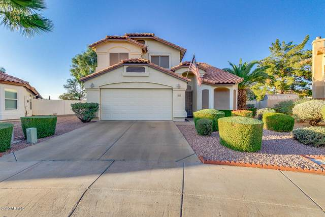 10348 N 58TH Lane, Glendale, AZ 85302 (MLS #6152882) :: Homehelper Consultants