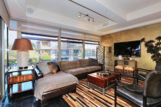 7147 E Rancho Vista Drive #6008, Scottsdale, AZ 85251 (MLS #6152883) :: Howe Realty