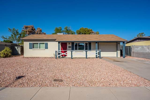 540 E Harmony Avenue, Mesa, AZ 85201 (MLS #6152886) :: Service First Realty