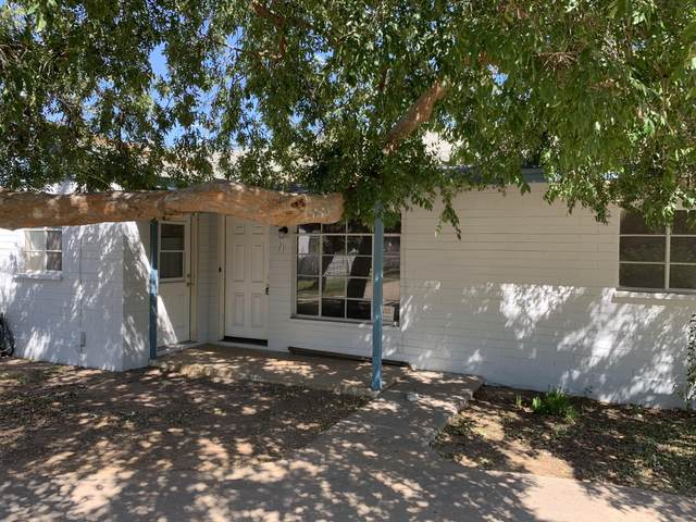 2945 N 19TH Avenue #71, Phoenix, AZ 85015 (MLS #6152906) :: Service First Realty