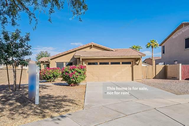 4010 E Sidewinder Court, Gilbert, AZ 85297 (MLS #6152914) :: Homehelper Consultants