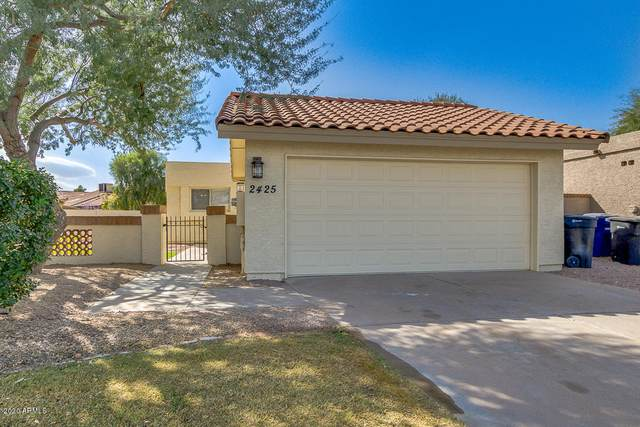 2425 W Ironwood Drive, Chandler, AZ 85224 (MLS #6152942) :: Homehelper Consultants
