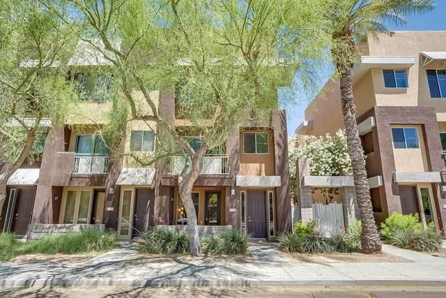 6745 N 93RD Avenue #1116, Glendale, AZ 85305 (MLS #6152944) :: Homehelper Consultants