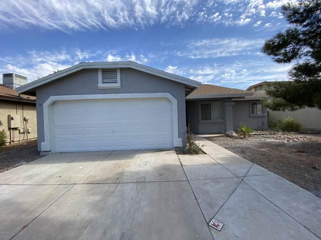 10219 N 87TH Lane, Peoria, AZ 85345 (MLS #6152950) :: Homehelper Consultants