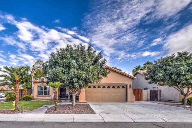 3000 W Mineral Butte Drive, Queen Creek, AZ 85142 (MLS #6152954) :: Brett Tanner Home Selling Team