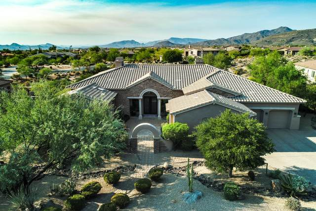 9728 E Lofty Point Road, Scottsdale, AZ 85262 (MLS #6152959) :: ASAP Realty