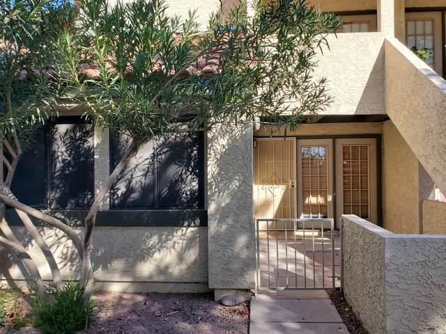 30 E Brown Road #1048, Mesa, AZ 85201 (MLS #6152961) :: Maison DeBlanc Real Estate
