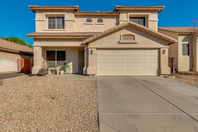 14231 N 153RD Drive, Surprise, AZ 85379 (MLS #6152969) :: Homehelper Consultants