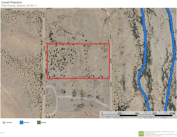 0 S Cobb Road, Casa Grande, AZ 85193 (MLS #6152995) :: Scott Gaertner Group
