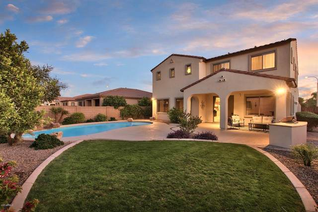 3622 E San Carlos Place, Chandler, AZ 85249 (#6152996) :: Long Realty Company