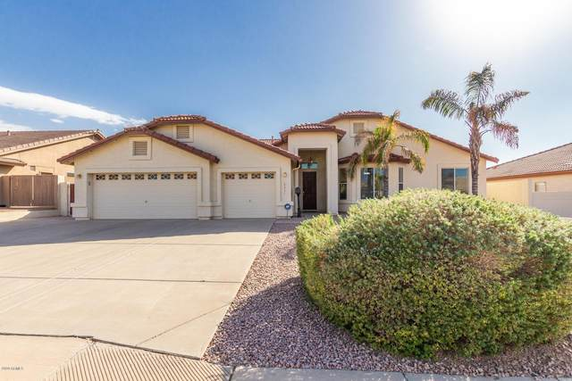 6931 E Minton Street, Mesa, AZ 85207 (MLS #6153001) :: Long Realty West Valley
