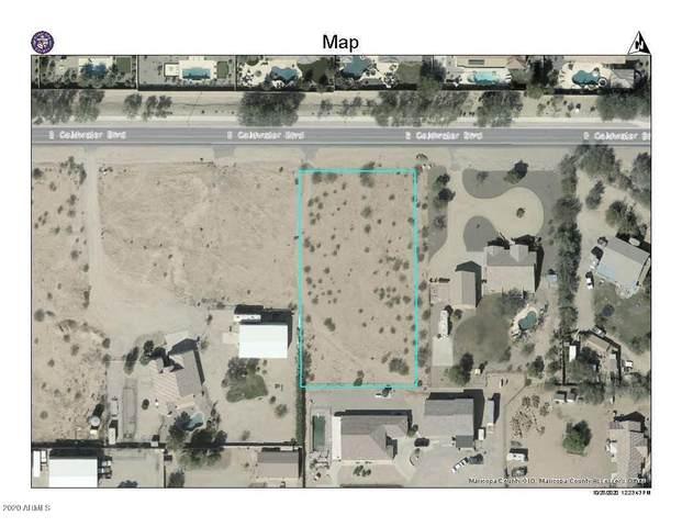 3129 E Coldwater Boulevard, Queen Creek, AZ 85142 (MLS #6153002) :: Brett Tanner Home Selling Team