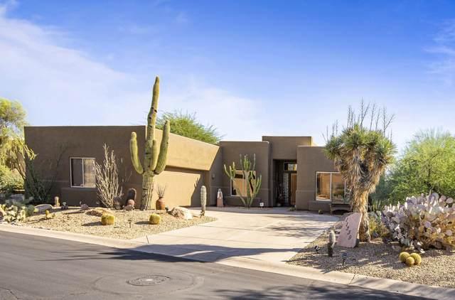 11239 E Greythorn Drive, Scottsdale, AZ 85262 (MLS #6153012) :: Lucido Agency