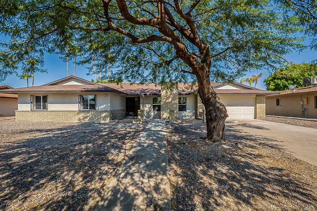 4420 W Butler Drive, Glendale, AZ 85302 (MLS #6153032) :: Homehelper Consultants