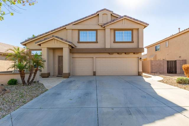 15753 W Calavar Road, Surprise, AZ 85379 (MLS #6153035) :: Homehelper Consultants