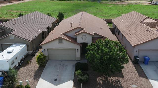 742 Hayes Drive, Sierra Vista, AZ 85635 (MLS #6153061) :: TIBBS Realty