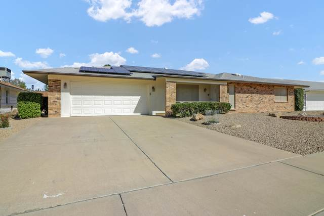 9730 W Wrangler Drive, Sun City, AZ 85373 (MLS #6153063) :: The Daniel Montez Real Estate Group