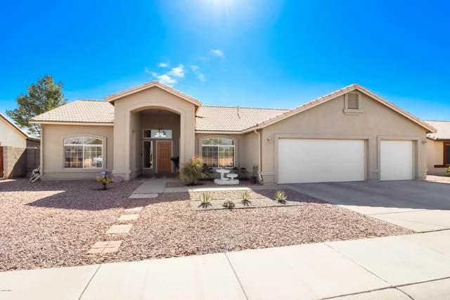 1277 E Avenida Luna, Casa Grande, AZ 85122 (MLS #6153079) :: Relevate | Phoenix