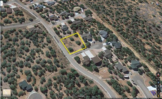 1701 W Dillon Way, Payson, AZ 85541 (MLS #6153085) :: Nate Martinez Team
