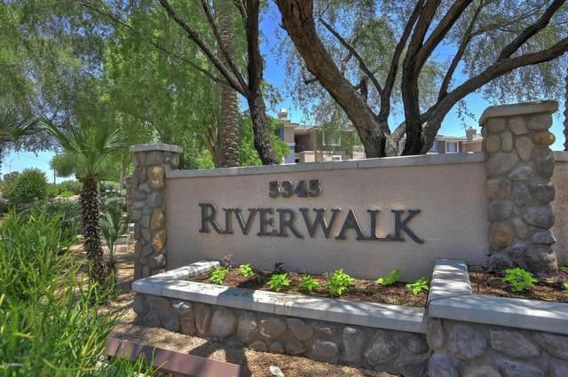 5345 E Van Buren Street #220, Phoenix, AZ 85008 (MLS #6153087) :: Maison DeBlanc Real Estate
