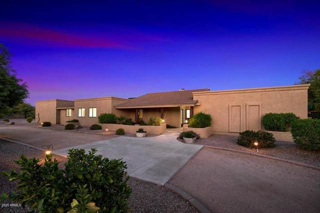13629 N 85TH Street, Scottsdale, AZ 85260 (MLS #6153100) :: The Riddle Group