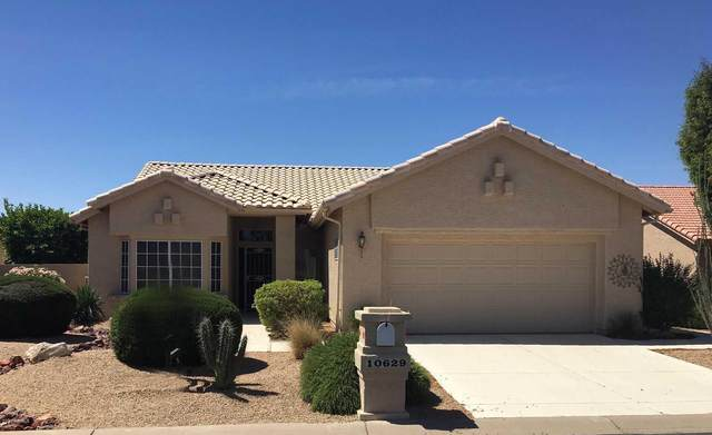 10629 E Halley Drive, Sun Lakes, AZ 85248 (#6153107) :: Long Realty Company