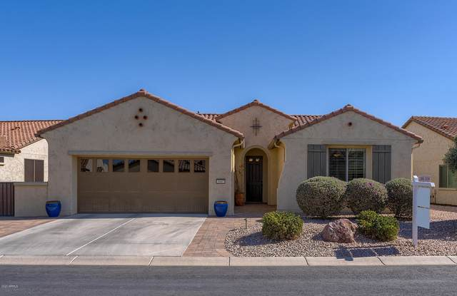 3447 N 164TH Avenue, Goodyear, AZ 85395 (MLS #6153129) :: D & R Realty LLC