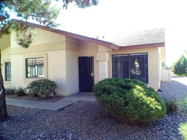 310 N 65TH Street #5, Mesa, AZ 85205 (MLS #6153130) :: Homehelper Consultants