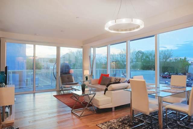 4422 N 75TH Street #2001, Scottsdale, AZ 85251 (MLS #6153134) :: Maison DeBlanc Real Estate