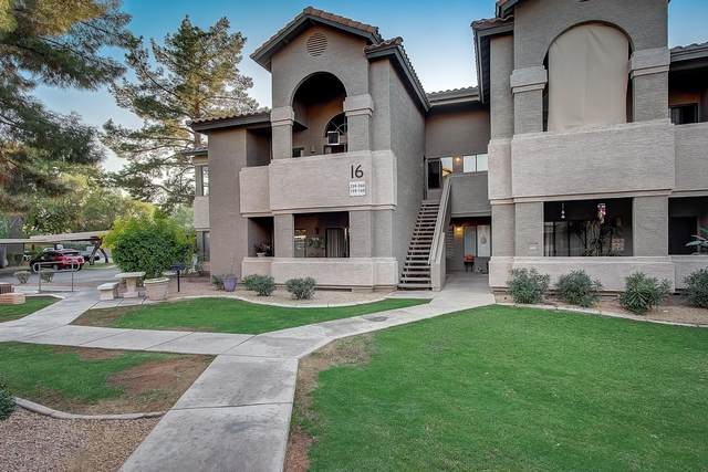 9600 N 96TH Street #259, Scottsdale, AZ 85258 (MLS #6153135) :: Homehelper Consultants