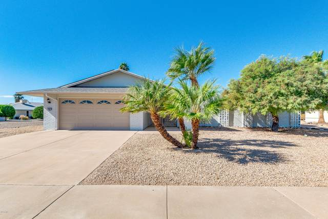 18814 N 124TH Drive, Sun City West, AZ 85375 (MLS #6153139) :: TIBBS Realty
