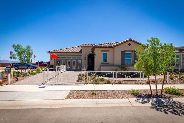 21381 S 225TH Street, Queen Creek, AZ 85142 (MLS #6153151) :: Brett Tanner Home Selling Team