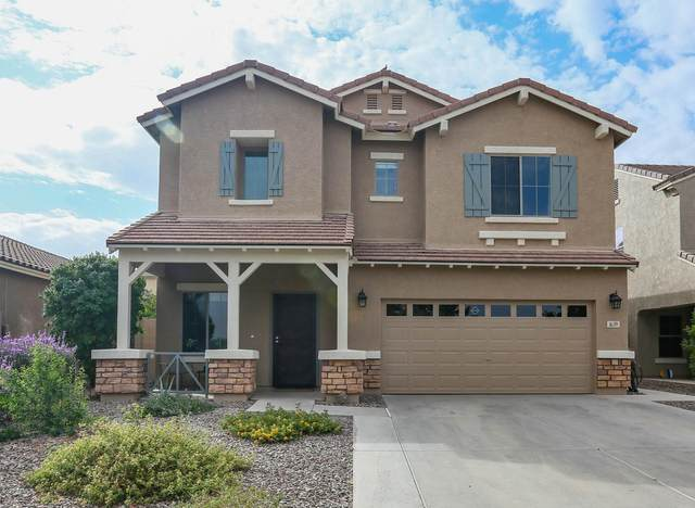 1639 W Corriente Drive, Queen Creek, AZ 85142 (MLS #6153153) :: Lifestyle Partners Team